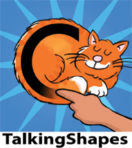 Talking Fingers--Talking Shapes