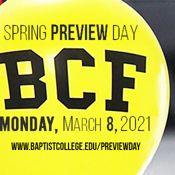 This image has an empty alt attribute; its file name is BaptistCollegeofFlorida_350x350_030321.jpg