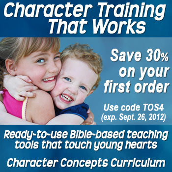 Character Concepts Curriculum