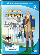 Animated Inspiring Heroes™-George Washington DVD