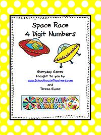 Space Race E-Book