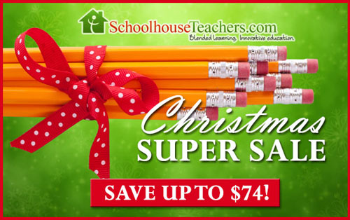 Christmas Super Sale