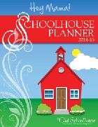 Hey Mama! Schoolhouse Planner
