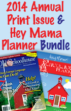 Print Issue and Planner Bundle