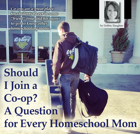 Should I Join a Co-op? A Question for Every Homeschool Mom