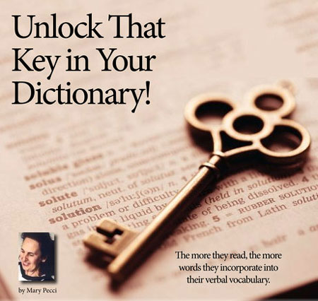 That Key in Your Dictionary