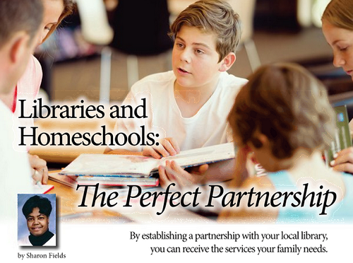 Libraries and Homeschool: The Perfect Partnership