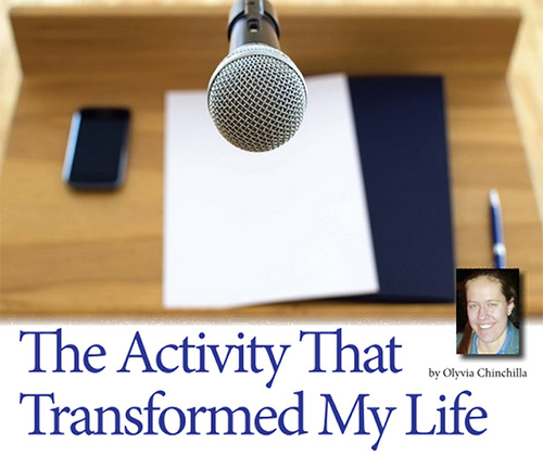 The Activity That Transformed My Life