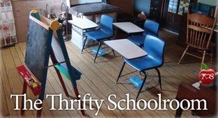 The Thrifty Schoolroom