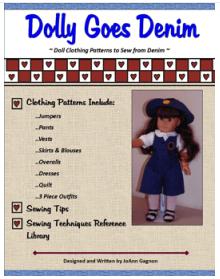 Dolly Goes Denim