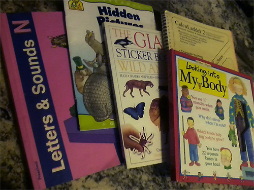 Books to pack