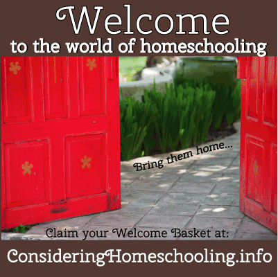 Homeschool Welcome Baskets