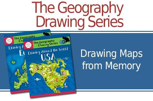 The Geography Drawing Series