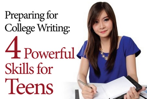 4 Powerful Skills for Teens