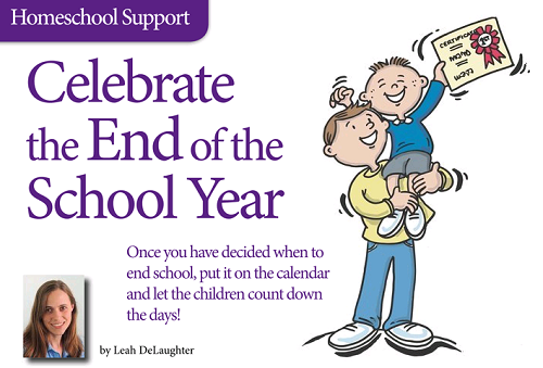 Celebrate the End of the School Year