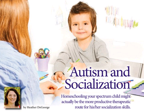 Autism and Socialization