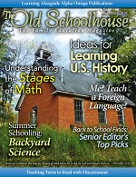 The Old Schoolhouse Magazine