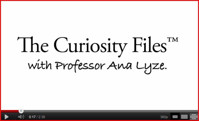 Curiosity Files