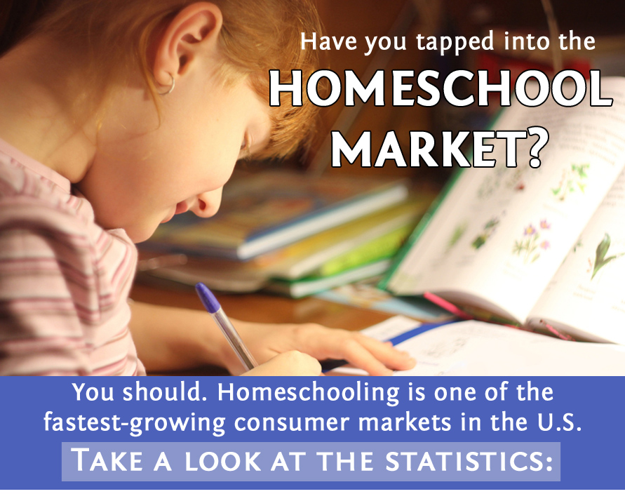 Advertise to Homeschoolers