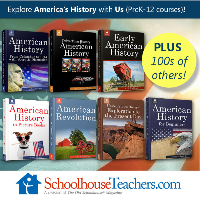 Come Explore American History with SchoolhouseTeachers.com! Courses in American History for PreK-12, plus hundreds of other courses available.