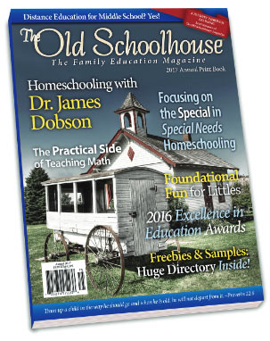 The Old Schoolhouse Magazine 2017 Annual Print Book