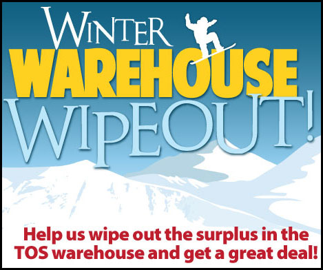 Warehouse Wipeout