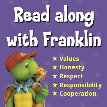 Read along with Franklin