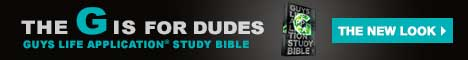 Guys Life Application Bible Study