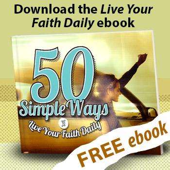 Live Your Faith Daily ebook