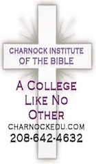 Charnock Institute of the Bible