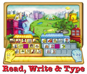 Read, Write & Type