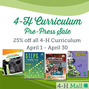 4-H Curriculum