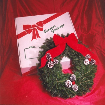 Christmas Wreaths from Maine