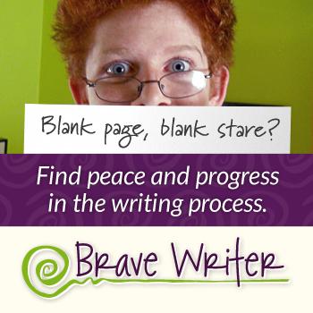 www.bravewriter.com