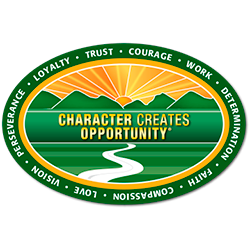 Character Creates Opportunity