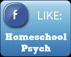 Like Homeschool Psych on Facebook