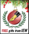 IEW.com/christmas14